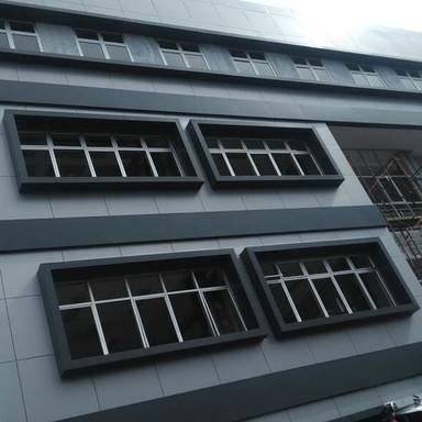 Gedung ESDM Sumatera Barat