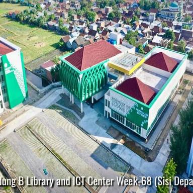 Perpustakaan & ICT Center UIN Mataram Kampus 2