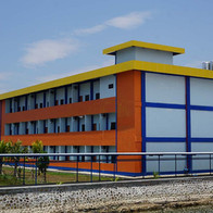 Gedung Asrama Politeknik Penerbangan Makassar
