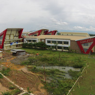 Gedung Kelas & Simulator Politeknik Ilmu Pelayaran Makassar