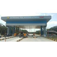 Gerbang Tol Kandis Utara