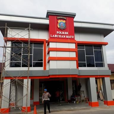 Polres Labuan Batu Sumatera Utara