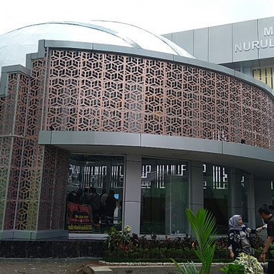 Masjid Nurul Iman PLN Unit Induk Sumatera Utara