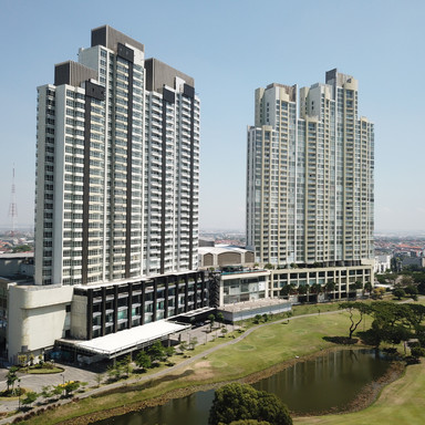 Lenmarc Mall & Apartemen