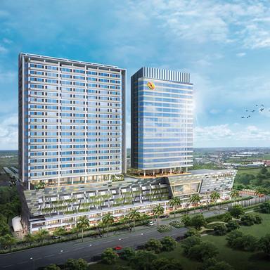 Sky Pavilion Apartment Banjar