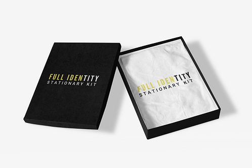 Full Identity Stationary Kit