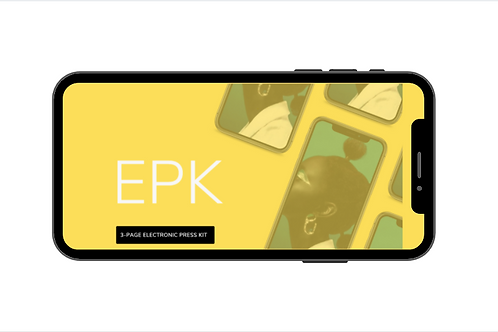 Electronic Press Kit (3 Pages)
