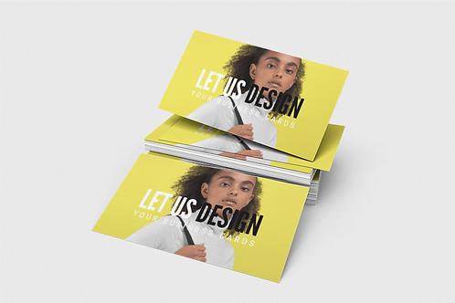 Start Up Business Card Design