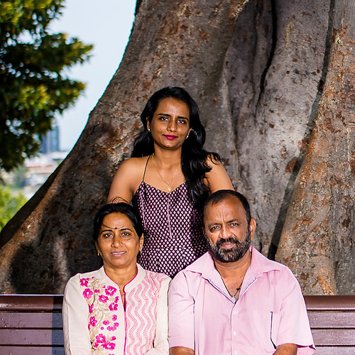 Ronak and Family potrait