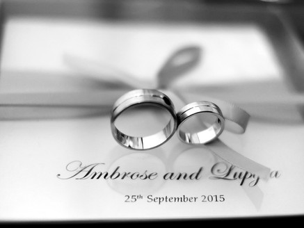Ambrose & Lupyta Wedding day ( Part 1)