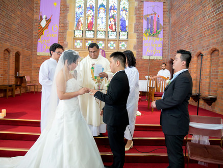 Wedding of Daniel & Audrey