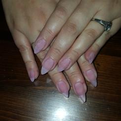brisa gel nail enhancement