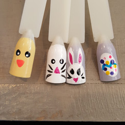some cute easter designs