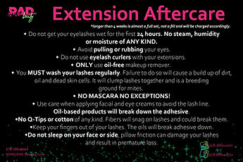 Extension Aftercare.jpg