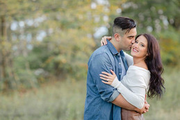 Engagement Portraits Makeup