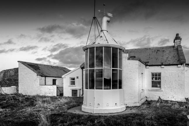 Dunree Lighthouse