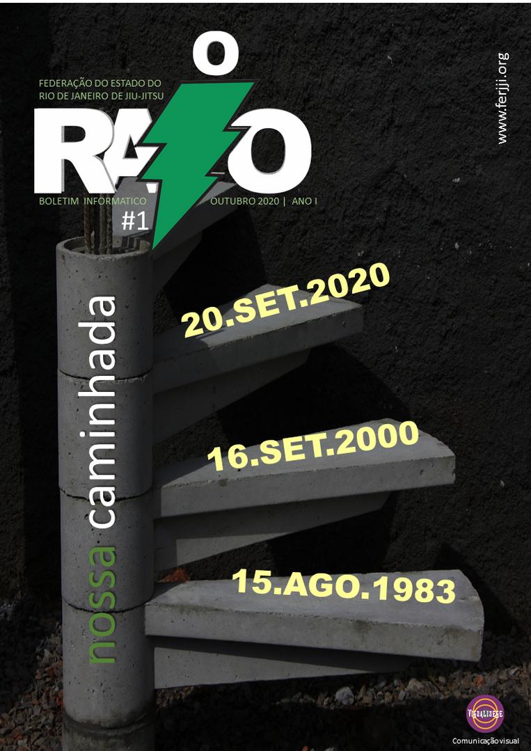 O Raio - capa - #1.png