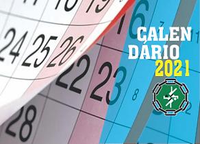 calendário FERJJI 2021 - www ferjji org.