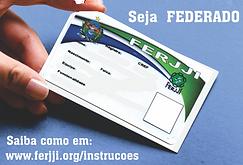 Seja FEDERADO na FERJJI - www ferjji org