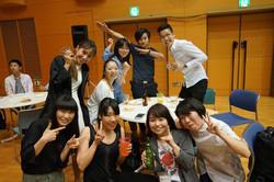 Part after concert