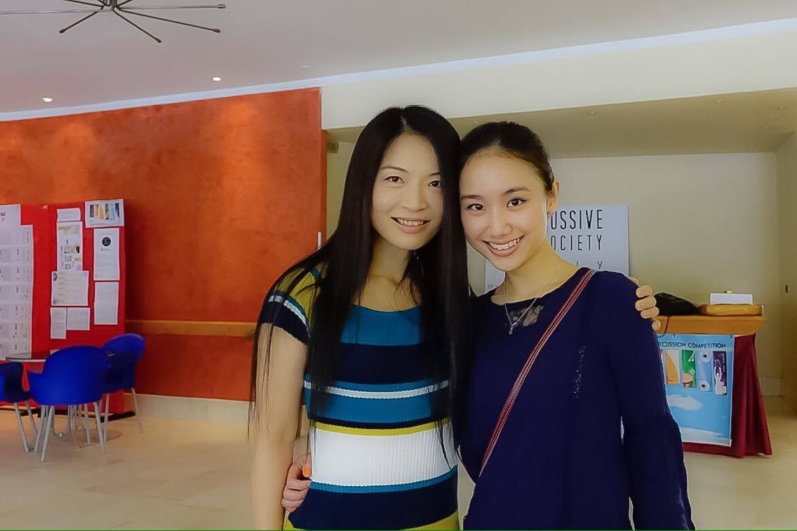 With Pei Ching Wu