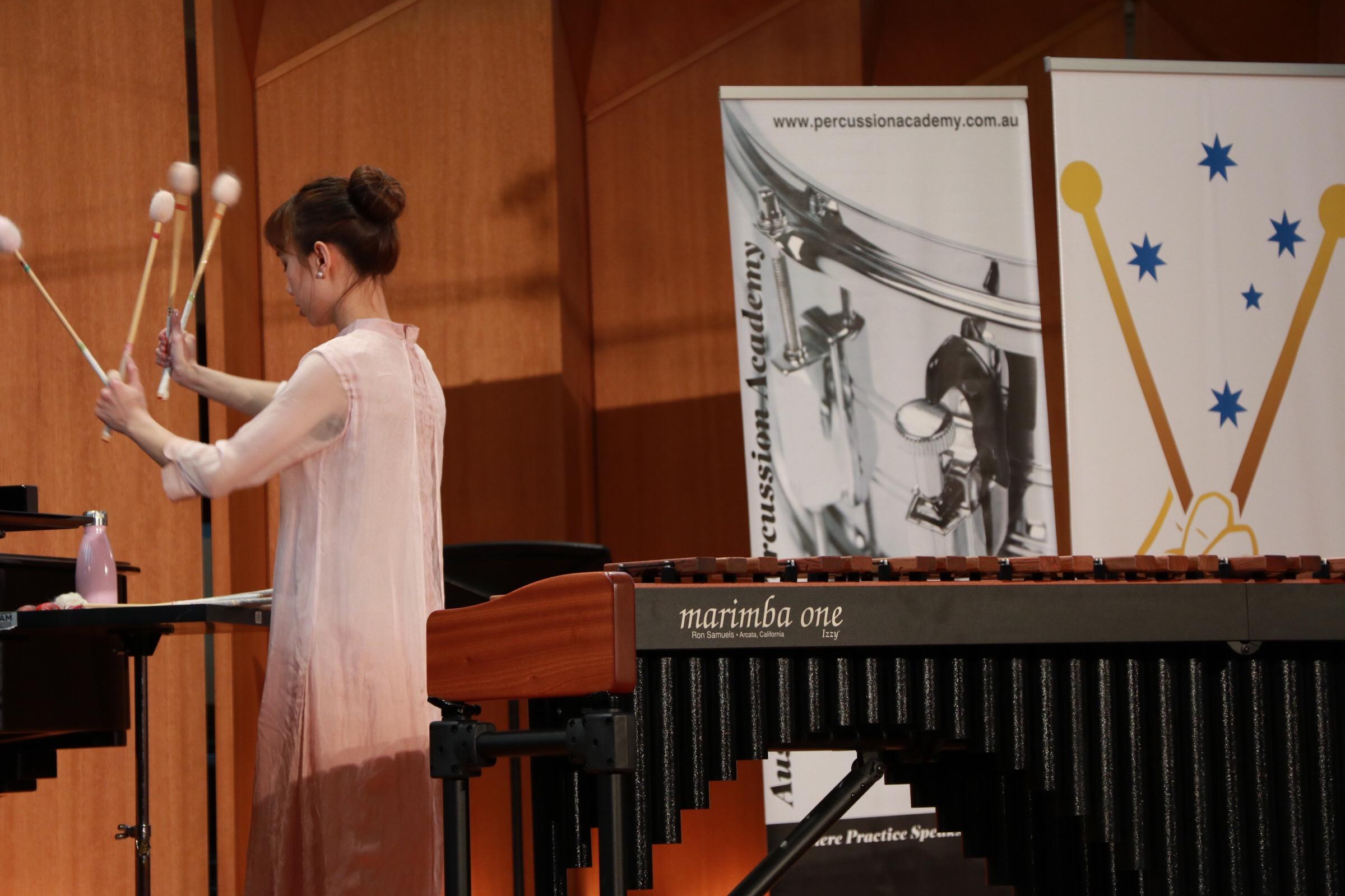 Australia Marimba Competition 2017