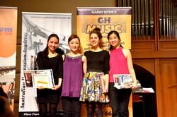 2014 Australia Marimba Competition