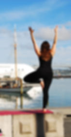 Yoga Mama About Julie Wilson