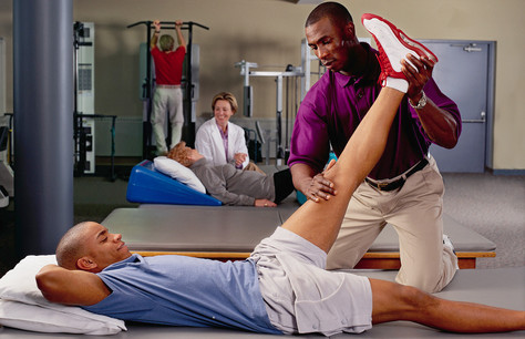Physical Therapy Plays Key Role in Recovery Process