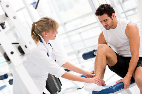 Allied Health Professionals Play Key Role in Sports Medicine