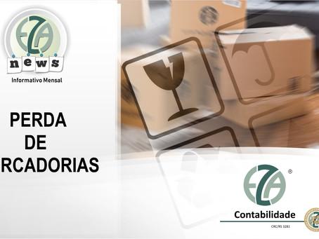 PERDA DE MERCADORIAS