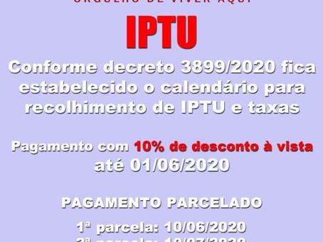 IPTU - São Sebastião do Caí