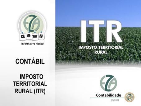 CONTÁBIL - IMPOSTO TERRITORIAL RURAL (ITR)