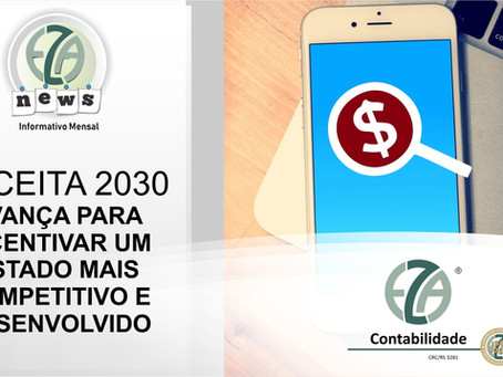 Receita 2030 avança para incentivar um Estado mais competitivo e desenvolvido