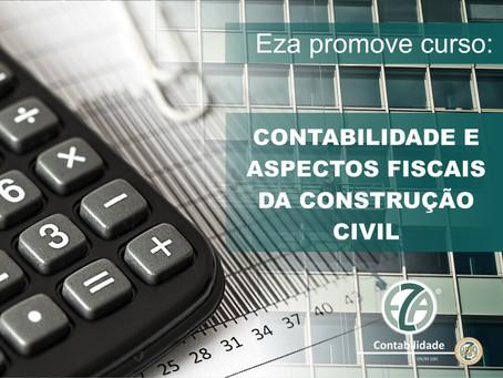 EZA promove curso para empresários e profissionais da área da Construção Civil