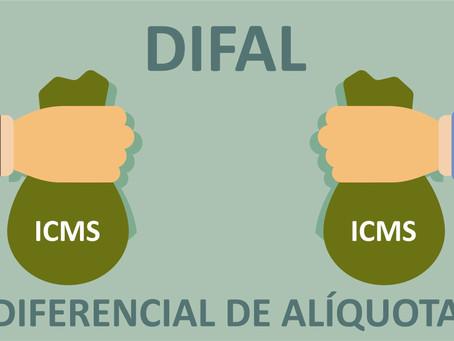 ICMS/2019: Diferencial de Alíquotas nas Vendas ao Consumidor é de 100% para o Estado de Destino