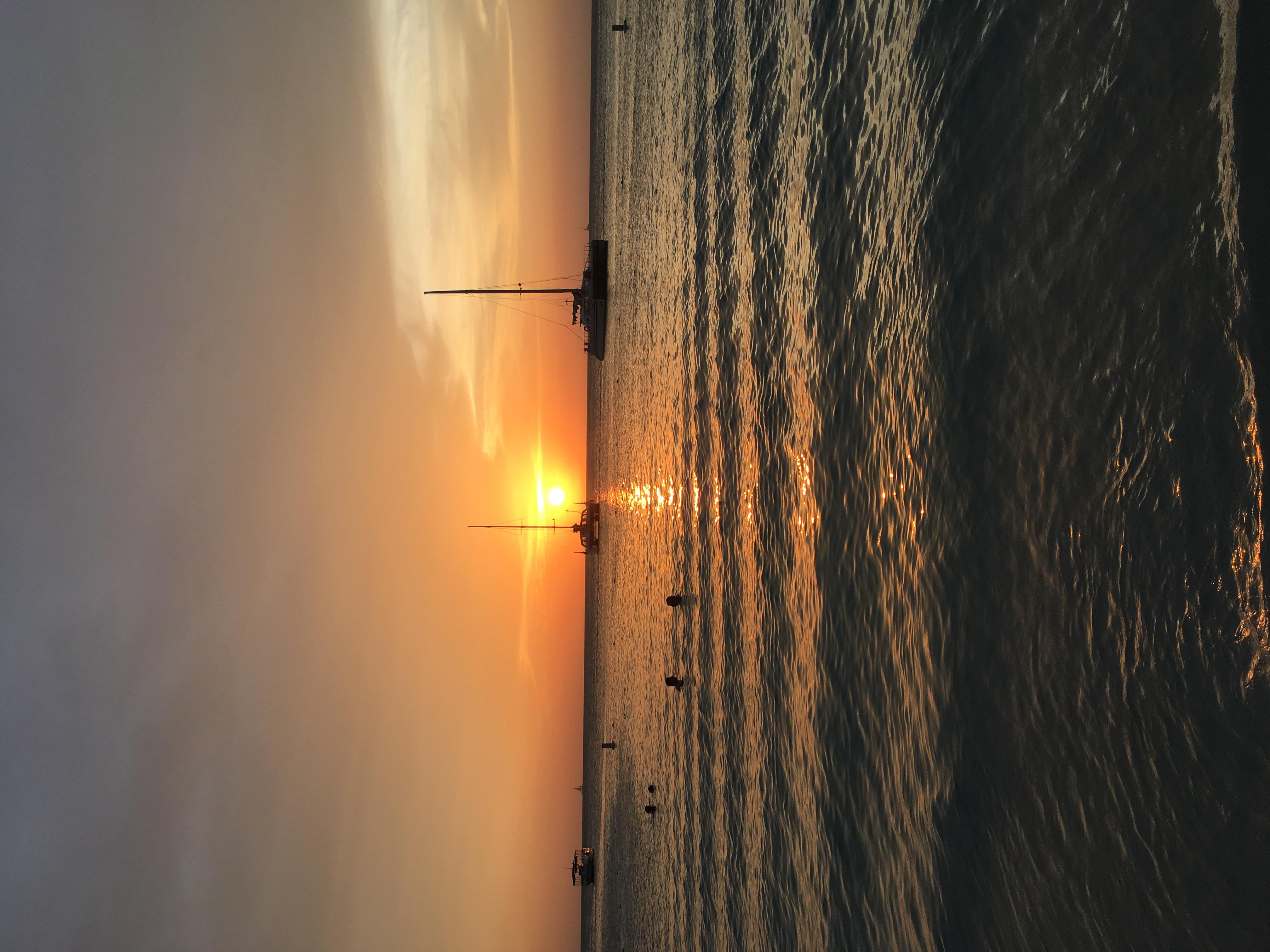 Waning Sun