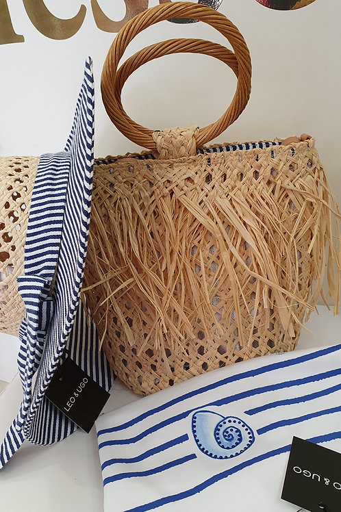 Комплект шляпа+сумка