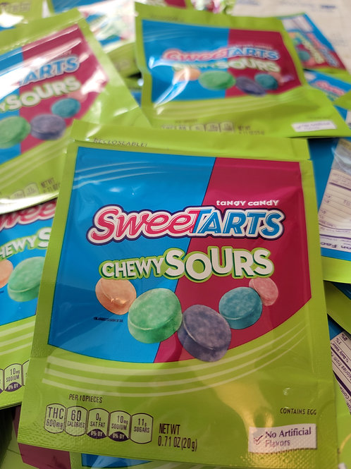 Sweet Tarts - Chewy Sours