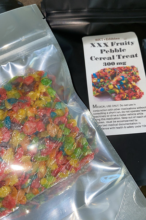 RKT 1 Gram Hash - Fruity Pebble Cereal Treat - 300 MG