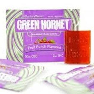 Cheeba Chew - Green Hornet - CBD Gummie