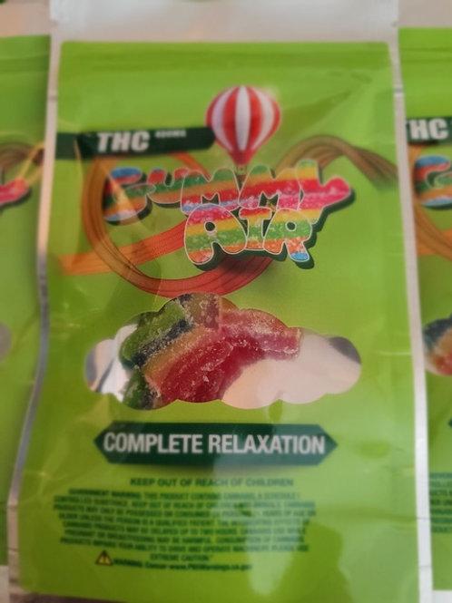 Gummy airhead strips-350mg