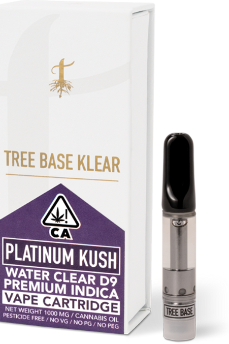 Tree Base Klear - Platinum Kush