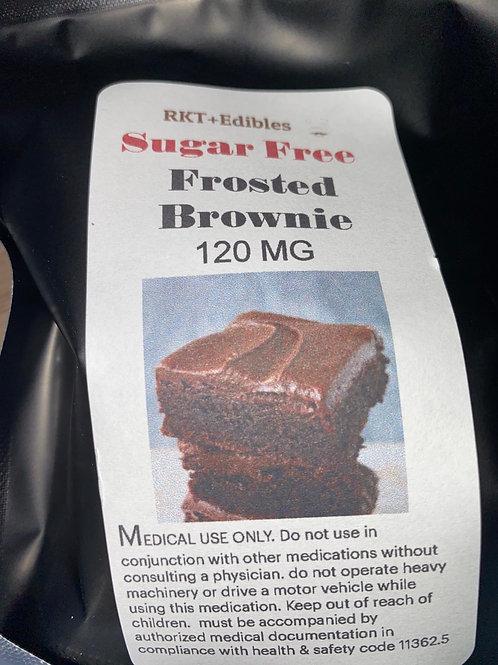 RKT 1/2 Gram Hash - Sugar Free Frosted Brownie