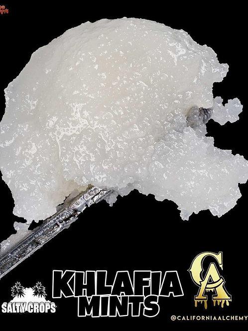 California Alchemy - Khalifa Mints - Badder