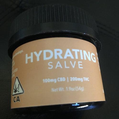 THC SALVE - Hydrating Salve - 200MG THC - 100 MG CBD