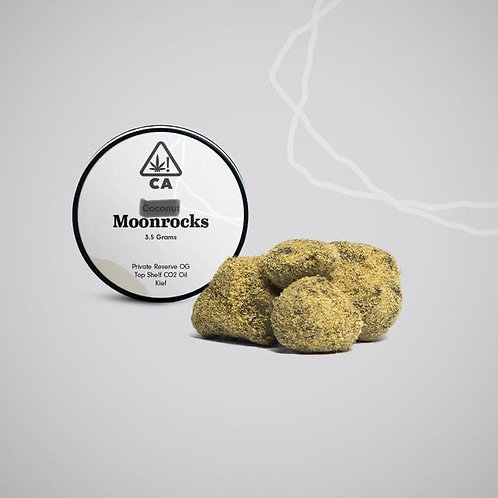 Coconut Moonrocks by The Cookie Factory - 3.5 Grams