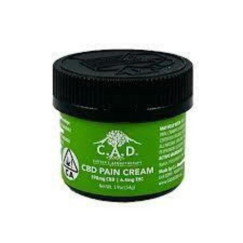 C.A.D. - CBD Pain Cream - 175 Mg CBD, 10 MG THC