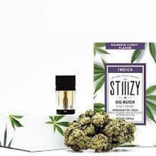Stiiizy - OG Kush - Indica Flavored Pod