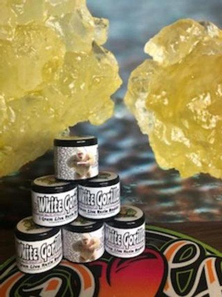 Chill Extractions  - Live Resin Badder - WHITE GORILLA